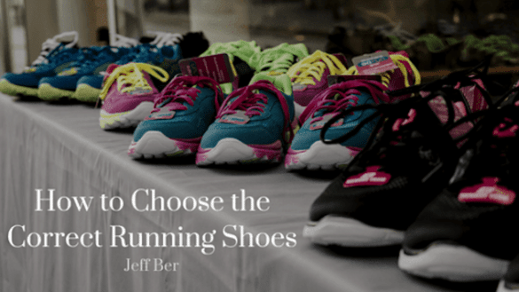 How to choose the correct running shoes