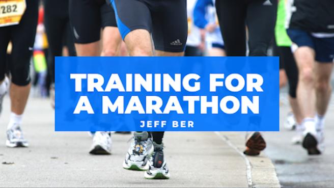 Training for a Marathon: