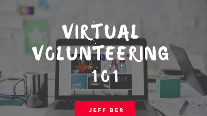 Virtual Volunteering 101